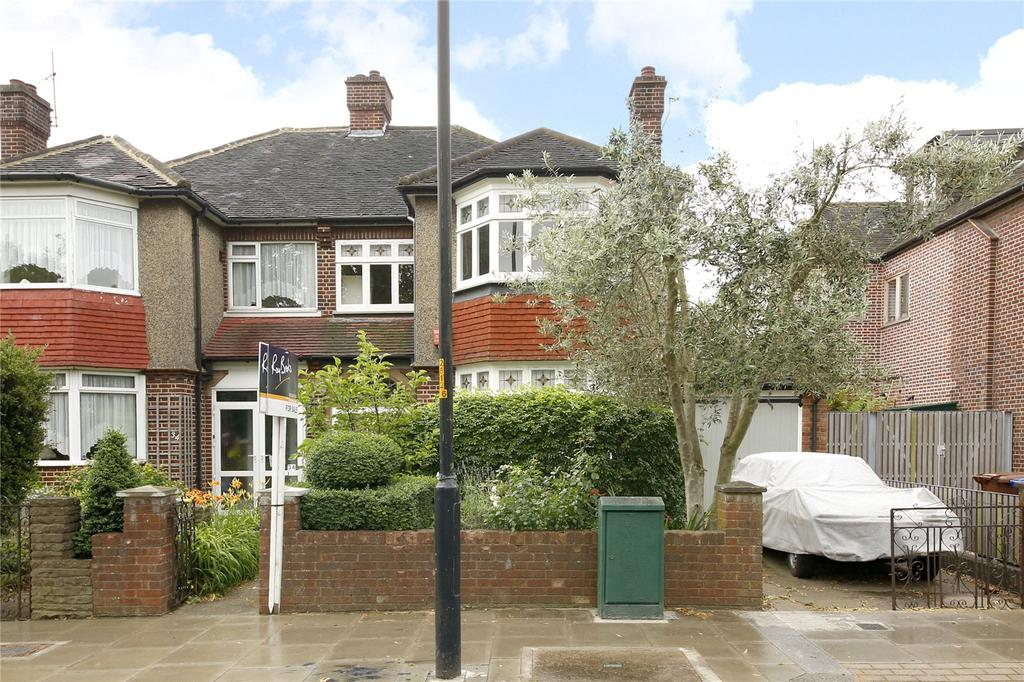 3 Bedrooms Semi Detached House for sale in Colyton Road, East Dulwich, SE22