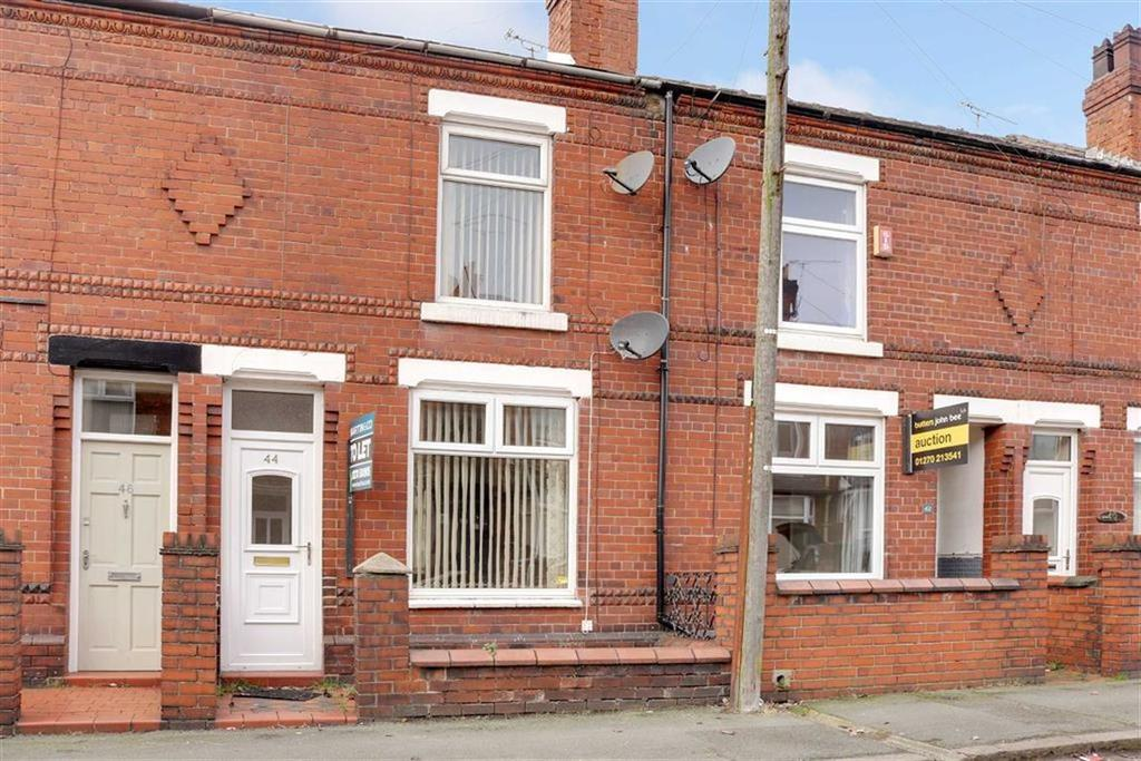 2 Bedrooms Terraced House for sale in Richard Street, Crewe