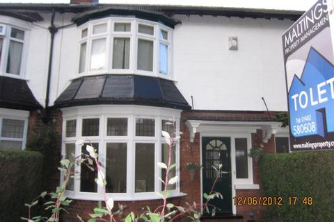 3 bedroom terraced house to rent - 246 Victoria Avenue, Hull, HU5 3DZ