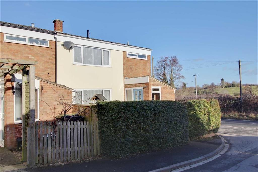3 Bedrooms End Of Terrace House for sale in The Crypt Estate, Dymock, Gloucestershire