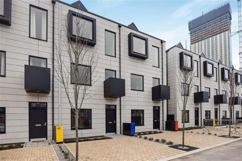 4 bedroom townhouse to rent - House, Salford, Manchester, M3