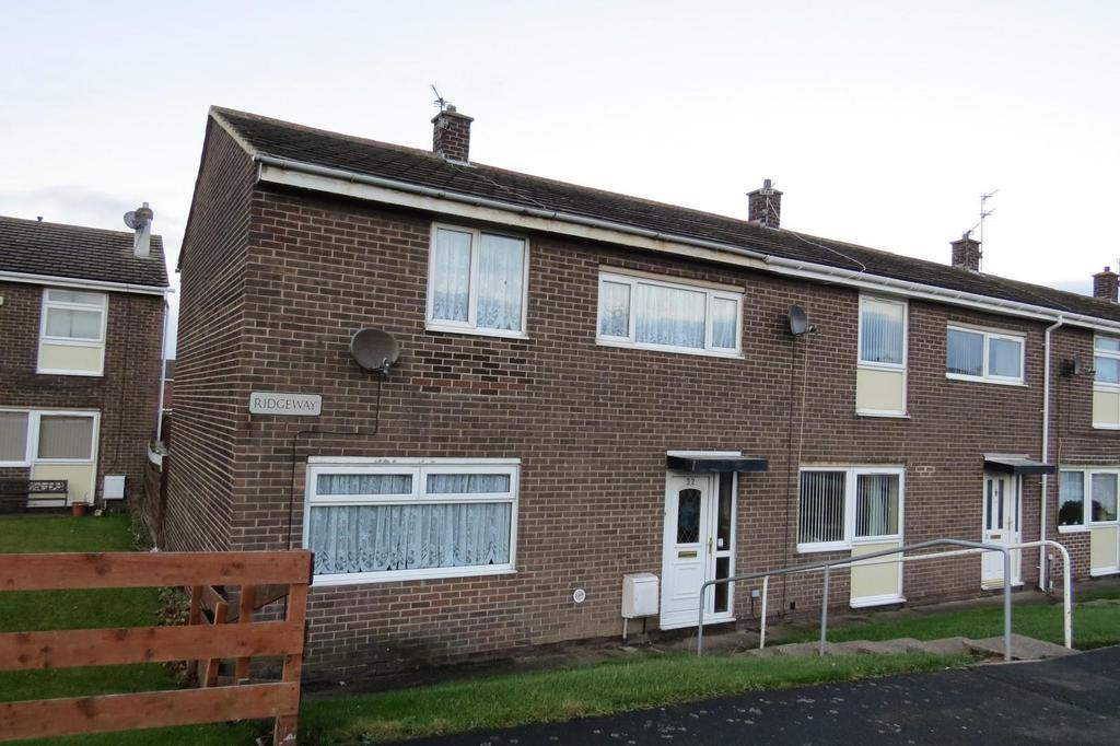 4 Bedrooms End Of Terrace House for sale in Ridgeway, North Seaton, Ashington