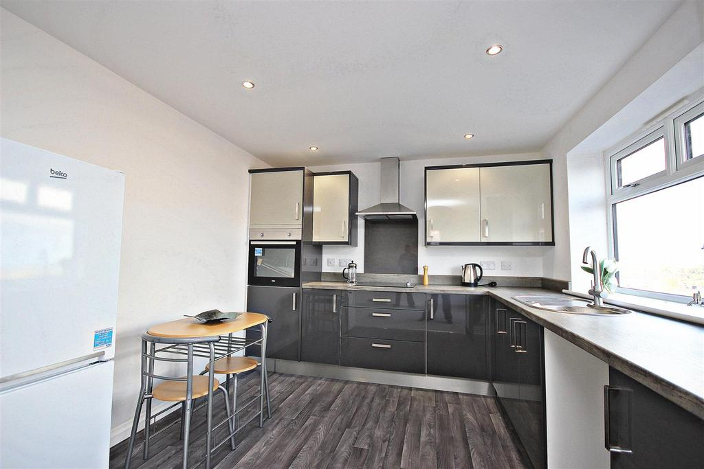 2 Bedrooms Flat for sale in Findon Hill, Sacriston, Durham