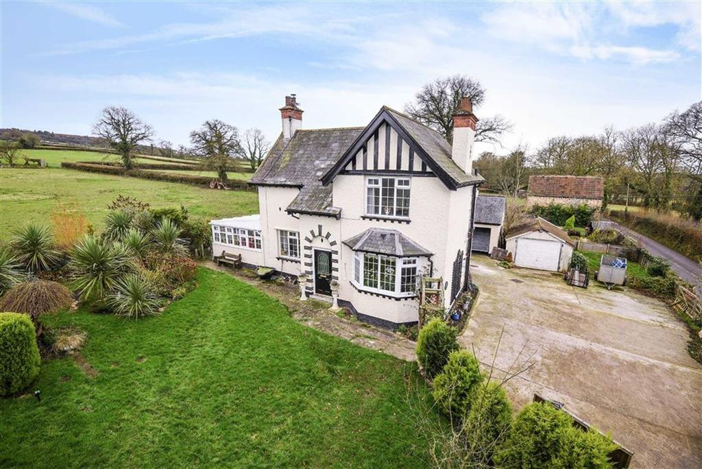 3 Bedrooms Detached House for sale in Pleamore Cross, Wellington, Somerset, TA21