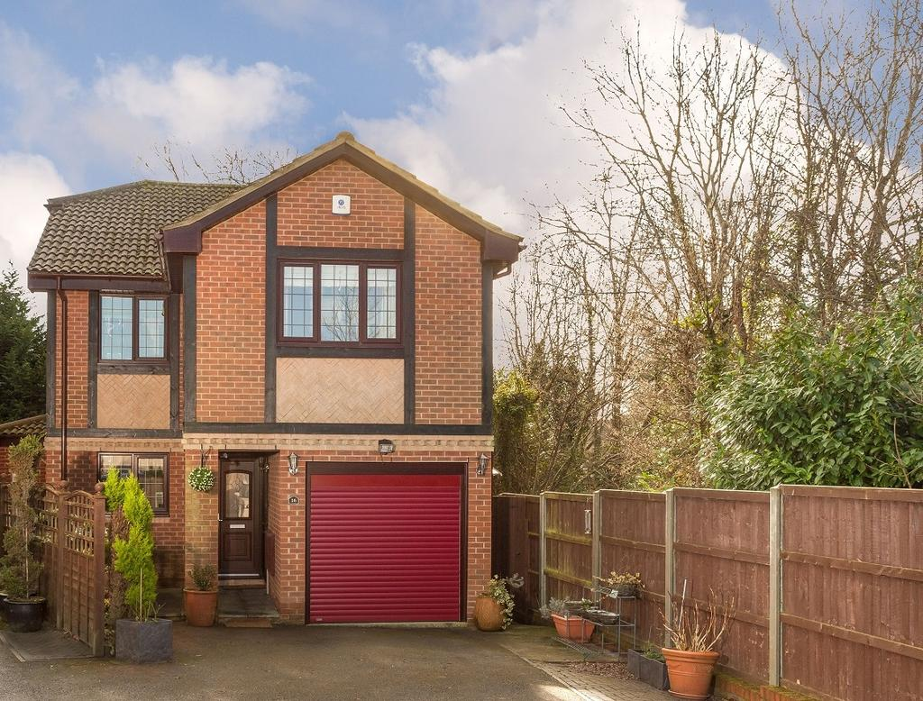 4 Bedrooms Detached House for sale in Saxon Cloe, Wasash, Hampshire SO31