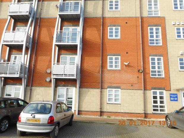 2 Bedrooms Flat for rent in MARINERS POINT, MARINA, HARTLEPOOL