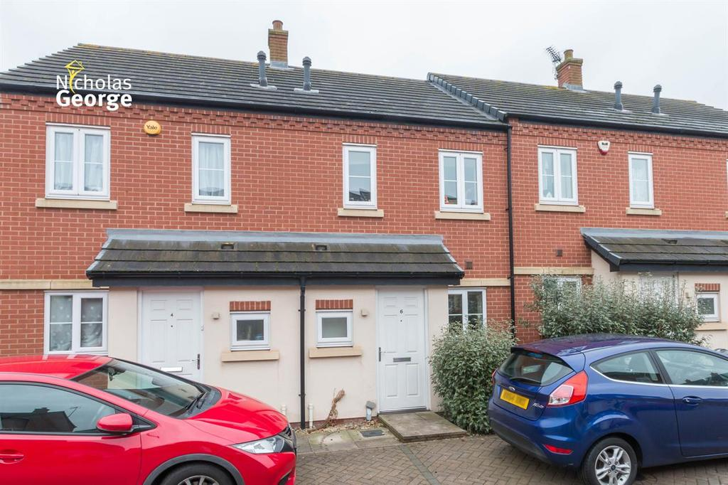 2 Bedrooms Terraced House for sale in Nightingale Close, Edgbaston, Birmingham