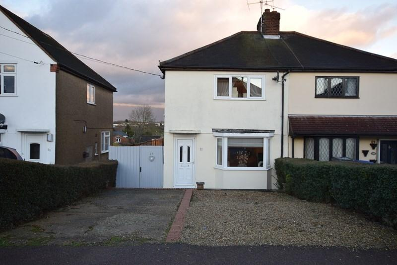 3 Bedrooms Semi Detached House for sale in Helions Park Avenue, Haverhill