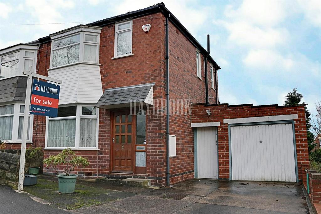 3 Bedrooms Semi Detached House for sale in Carfield Avenue, Meersbrook, Sheffield