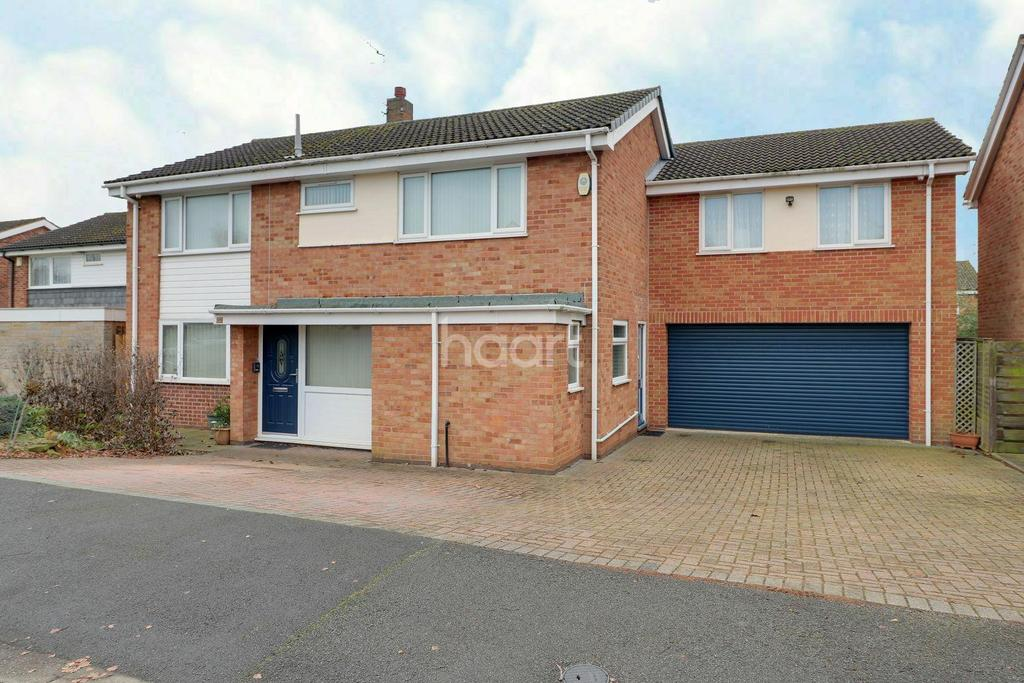 5 Bedrooms Detached House for sale in Eskdale Drive, Aspley