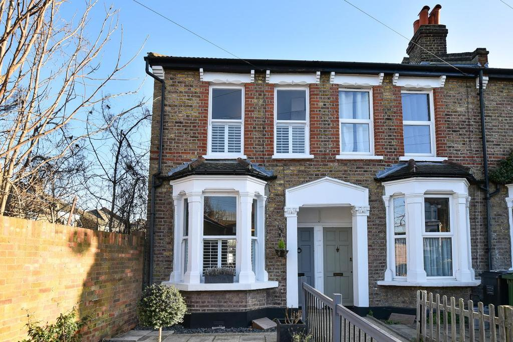 2 Bedrooms End Of Terrace House for sale in Barmeston Road, Catford