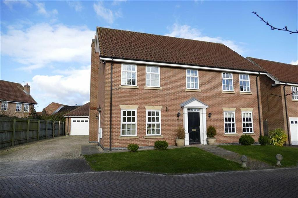 4 Bedrooms Detached House for sale in Chapel Garth, Holme On Spalding Moor