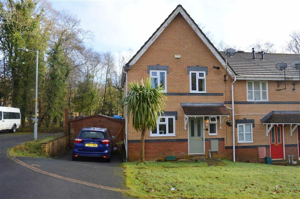 3 Bedrooms End Of Terrace House for sale in Byron Way, Killay, Swansea