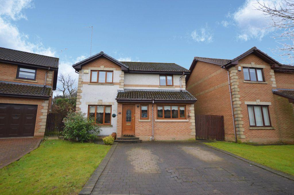 4 Bedrooms Detached House for sale in 28 Michael McParland Drive, Torrance, Glasgow, G64 4EE