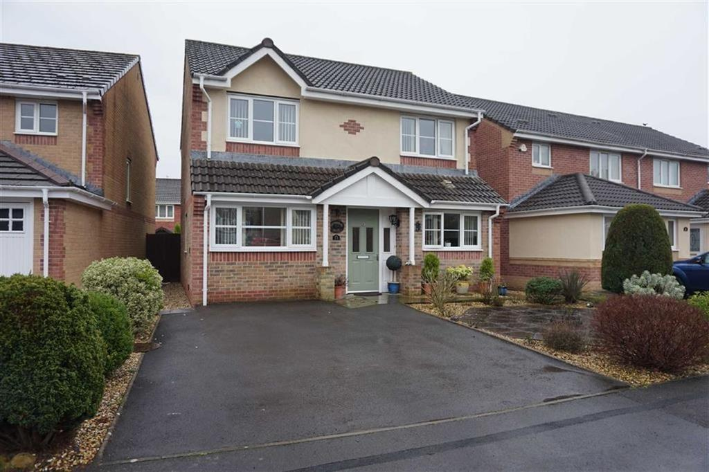 4 Bedrooms Detached House for sale in Ffordd Yr Odyn, Swansea, SA4