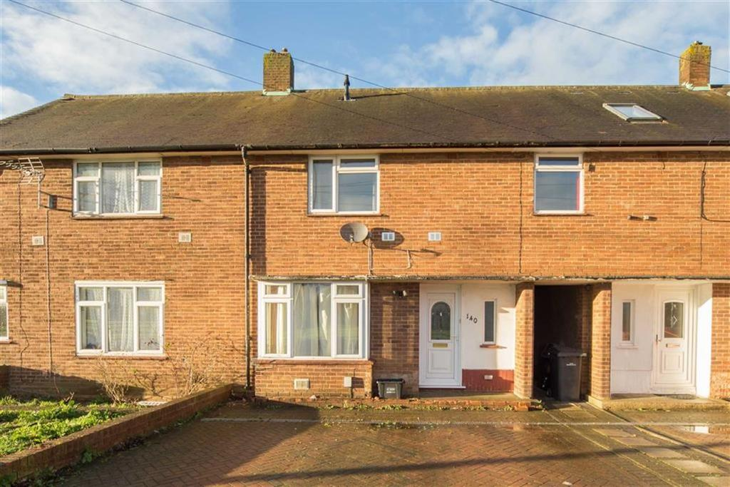 3 Bedrooms Terraced House for sale in Farley Hill, Luton