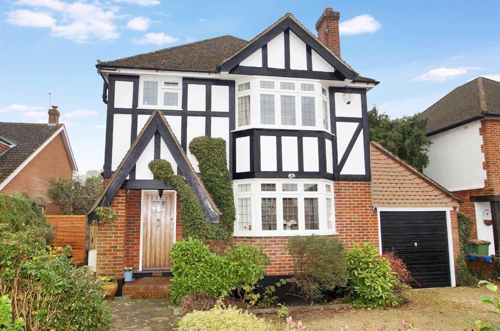 3 Bedrooms Detached House for sale in STOKE D'ABERNON, COBHAM