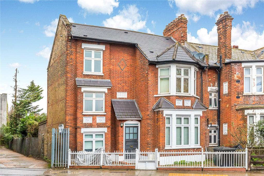 3 Bedrooms Flat for sale in Acton Lane, London, W4