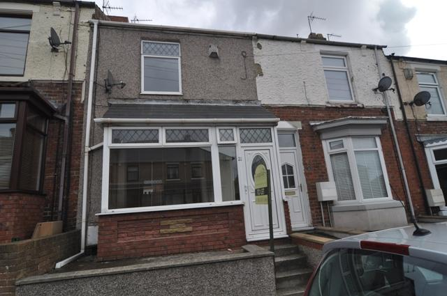 2 Bedrooms Terraced House for sale in West View, Ferryhill DL17