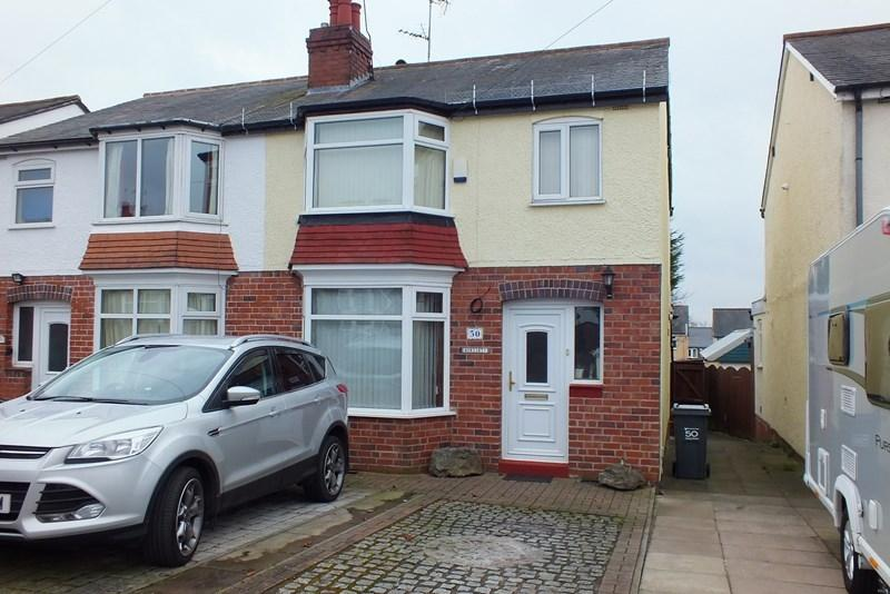 3 Bedrooms Semi Detached House for sale in Stanley Avenue, Birmingham