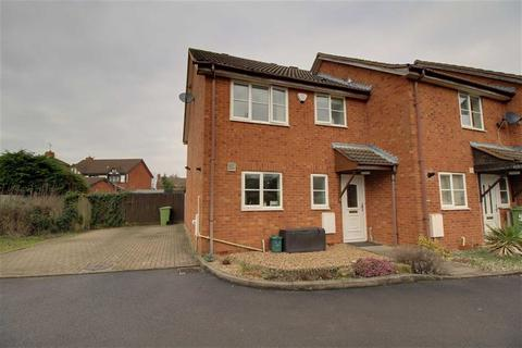 3 bedroom end of terrace house for sale - David French Court, Cheltenham, Gloucestershire