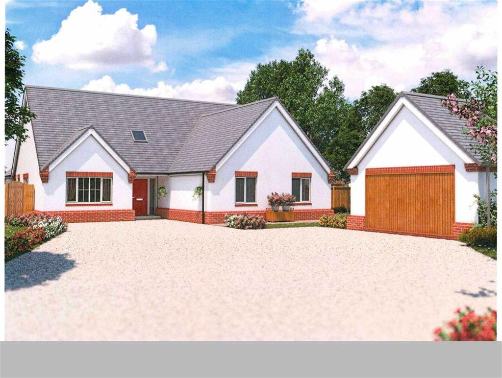 4 Bedrooms Bungalow for sale in The Leys, Bishops Castle, Shropshire, SY9