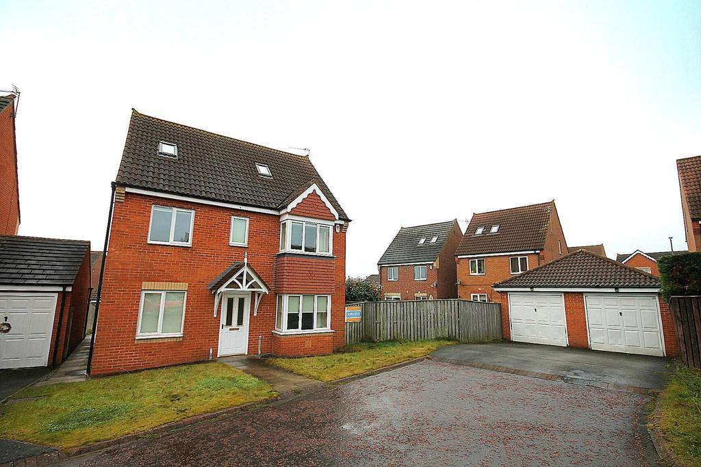 5 Bedrooms Detached House for sale in Larmouth Court, Willington