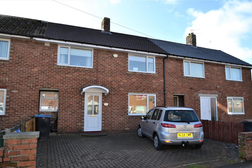 3 Bedrooms Terraced House for sale in North Drive, Middlestone Moor