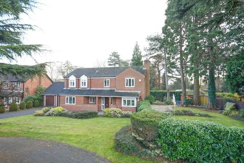 5 bedroom detached house for sale - Edwalton Lodge Close, Nottingham