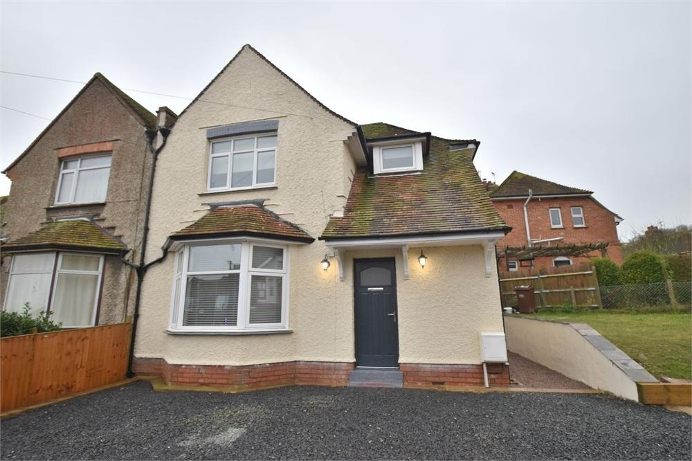 3 Bedrooms Semi Detached House for sale in Central Avenue, Old Town, East Sussex