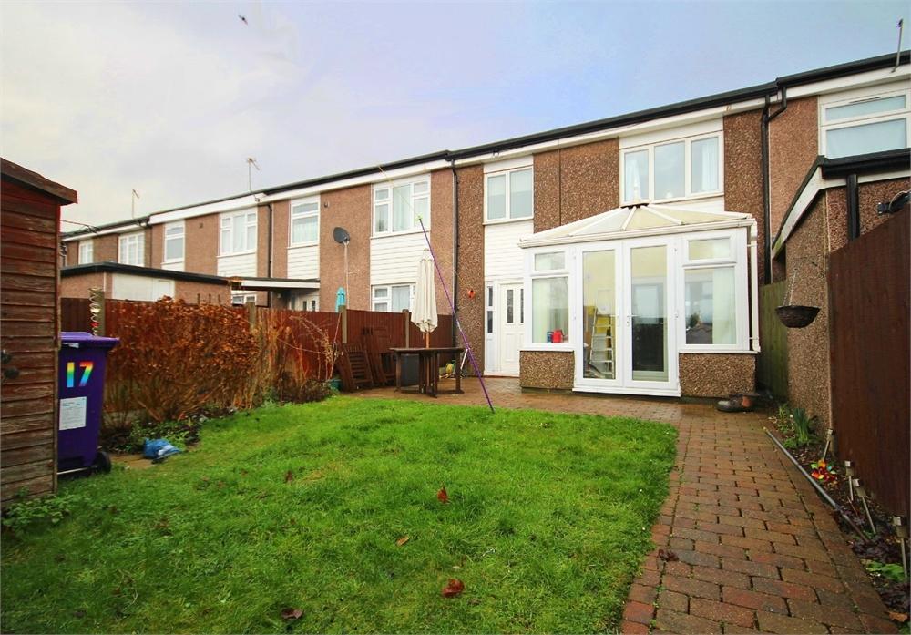 3 Bedrooms Terraced House for sale in Jarden, Letchworth Garden City, Hertfordshire