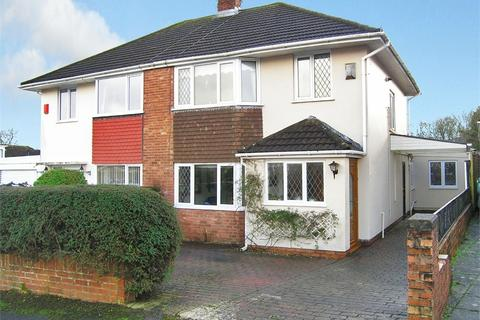 3 bedroom semi-detached house for sale - The Fairway, Cyncoed, Cardiff