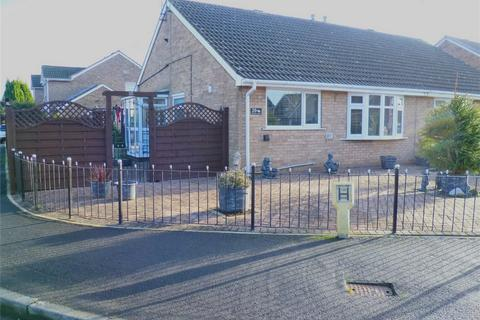 2 bedroom semi-detached bungalow for sale - Lincoln Green, Hull, East Riding of Yorkshire