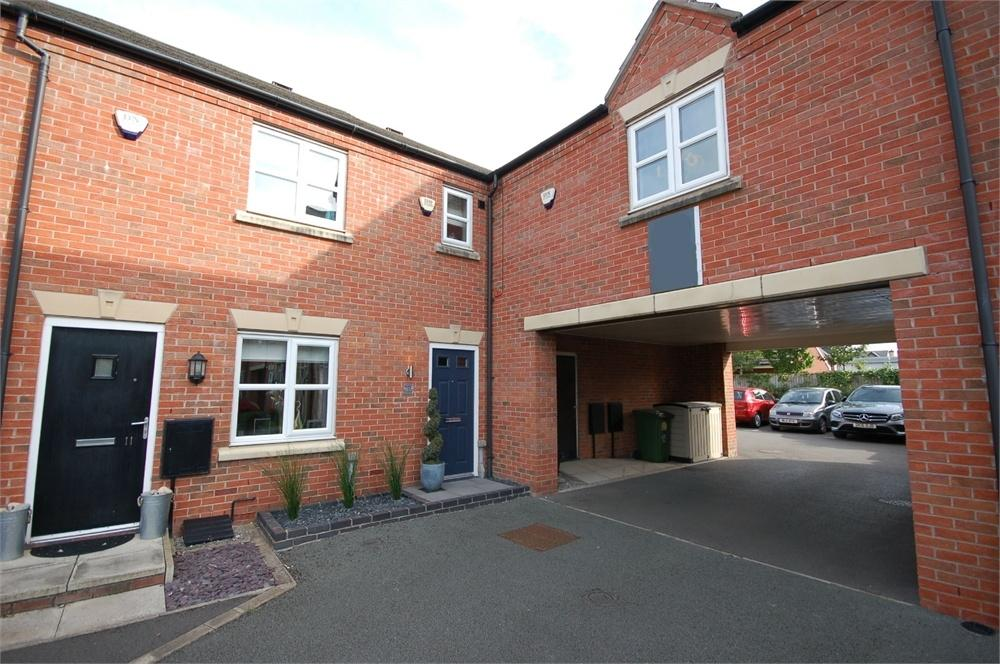 2 Bedrooms Terraced House for sale in Maltby Close, Waterside Village, ST HELENS, Merseyside