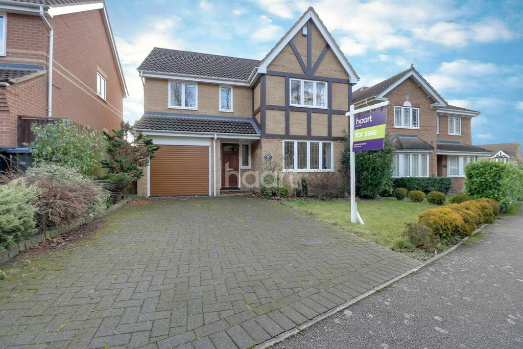4 Bedrooms Detached House for sale in Harlow