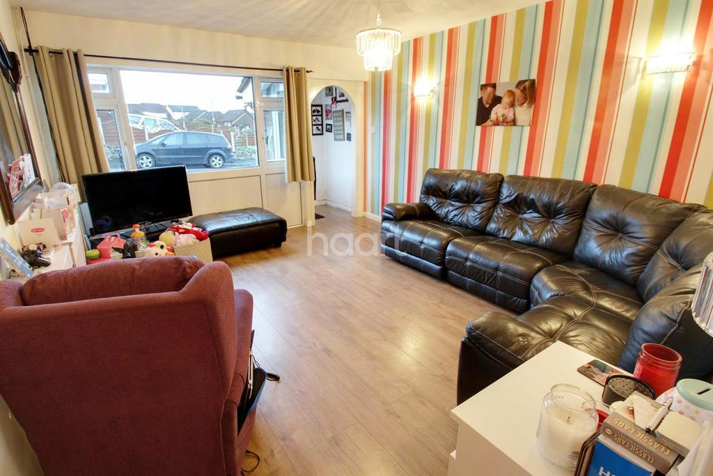 2 Bedrooms Bungalow for sale in St Michaels Close, Markfield, Leicester