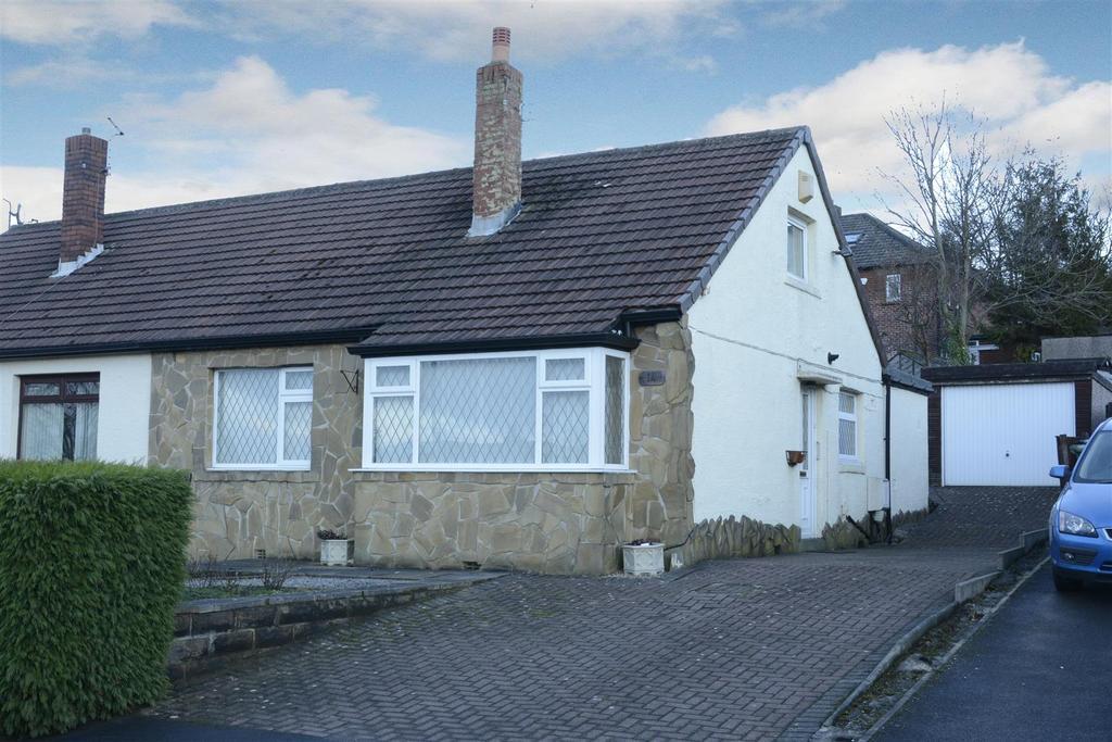 3 Bedrooms Semi Detached Bungalow for sale in Greenacre Park, Rawdon, Leeds