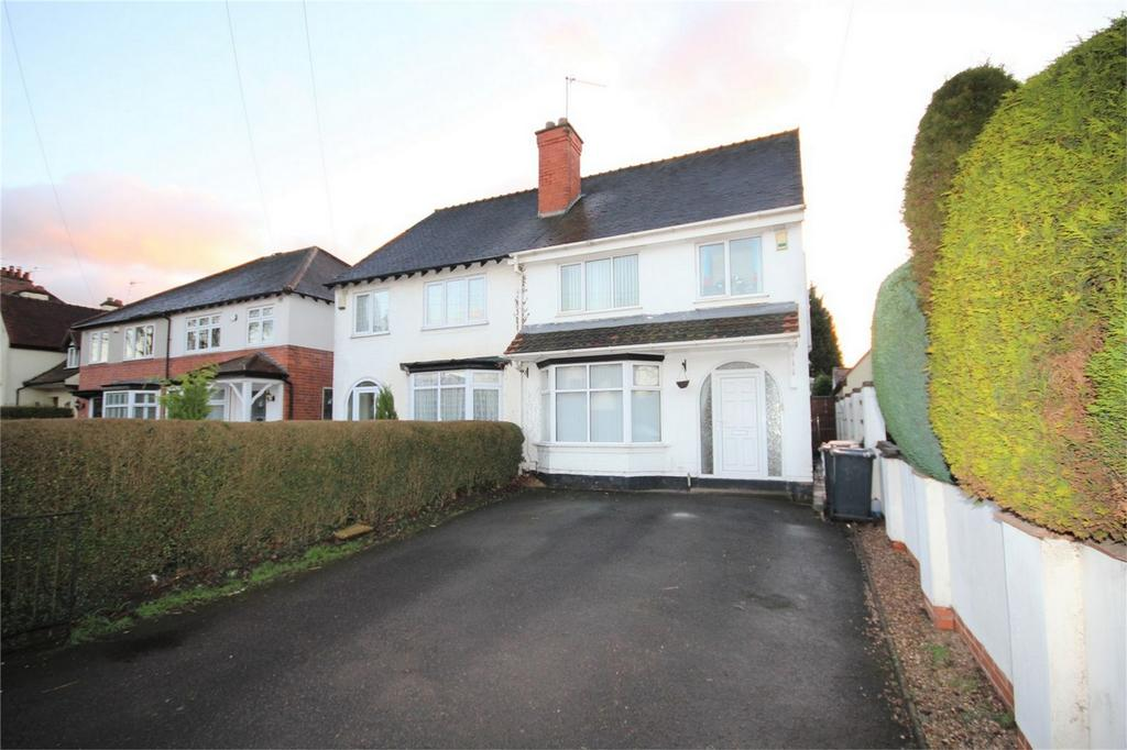 3 Bedrooms Semi Detached House for sale in Lutterworth Road, Nuneaton