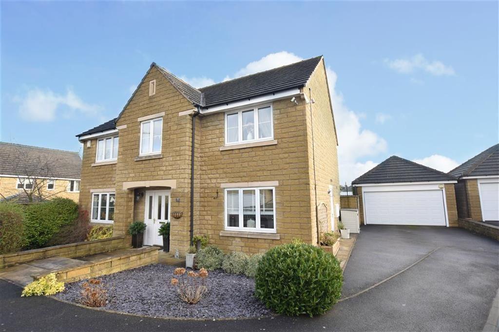 4 Bedrooms Detached House for sale in Lockwood Gardens, Hoylandswaine, SHEFFIELD, S36