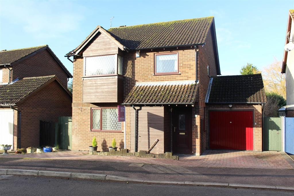 4 Bedrooms House for sale in Lea Close, Broughton Astley, Leicester