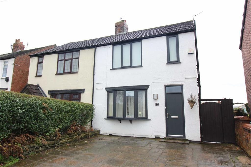 3 Bedrooms Semi Detached House for sale in Buxton Road, High Lane, Stockport, Cheshire