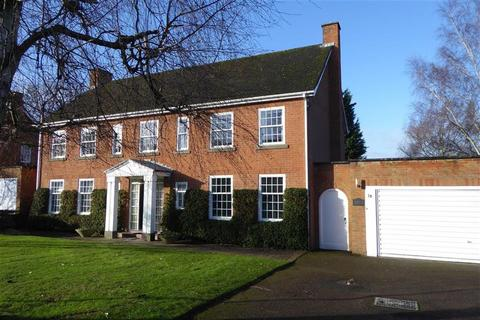 4 bedroom detached house for sale - Cranborne Gardens, Oadby