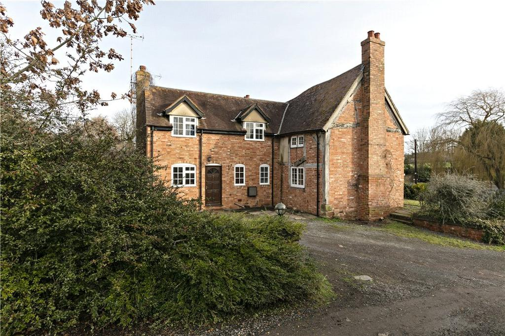 4 Bedrooms Semi Detached House for sale in Leamington Road, Princethorpe, Rugby, CV23