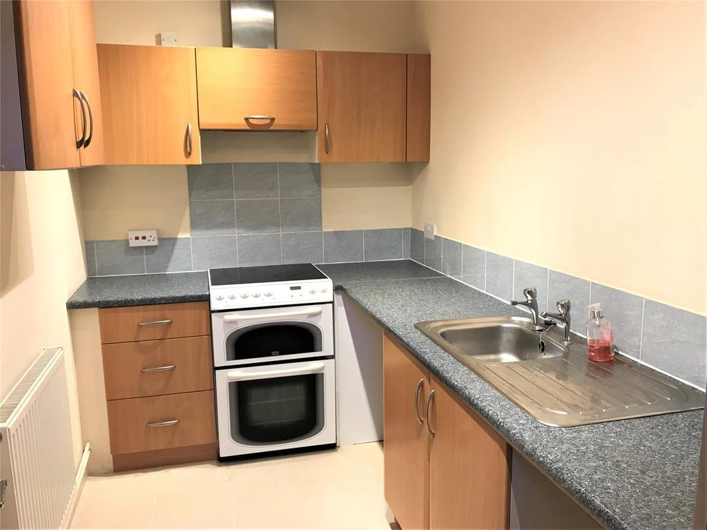 1 Bedroom Flat for rent in Barrington Gate, Holbeach, PE12