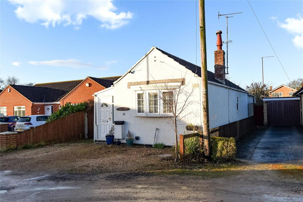 2 Bedrooms Detached Bungalow for sale in Albion Street, Holbeach, PE12