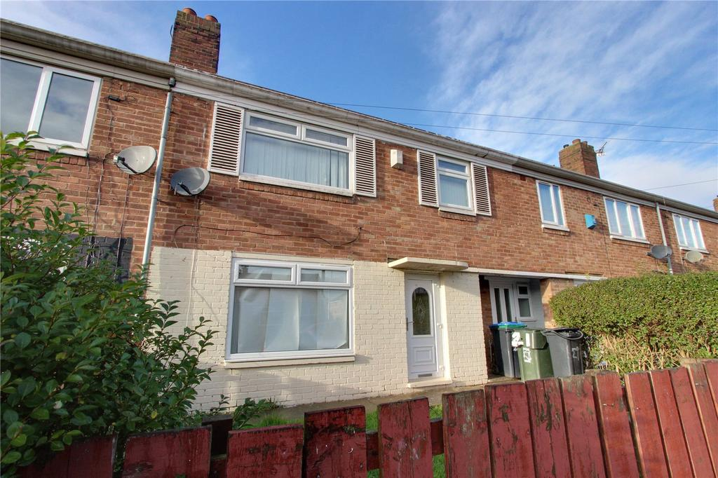 3 Bedrooms Terraced House for sale in Rothbury Road, Berwick Hills