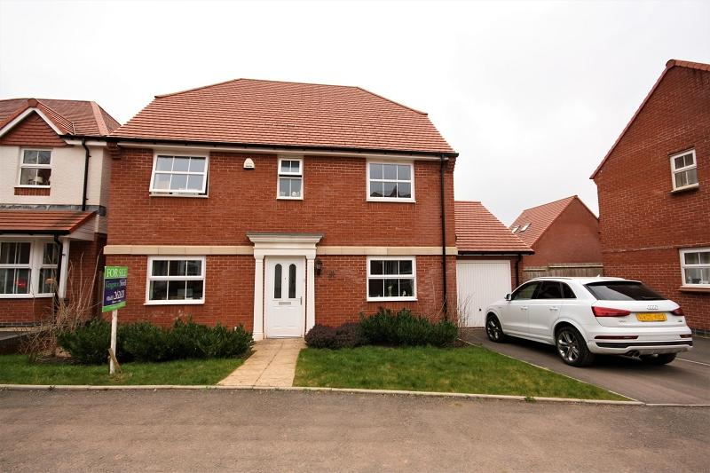 4 Bedrooms Detached House for sale in Ash Tree View, Newport, Newport. NP20 5BX