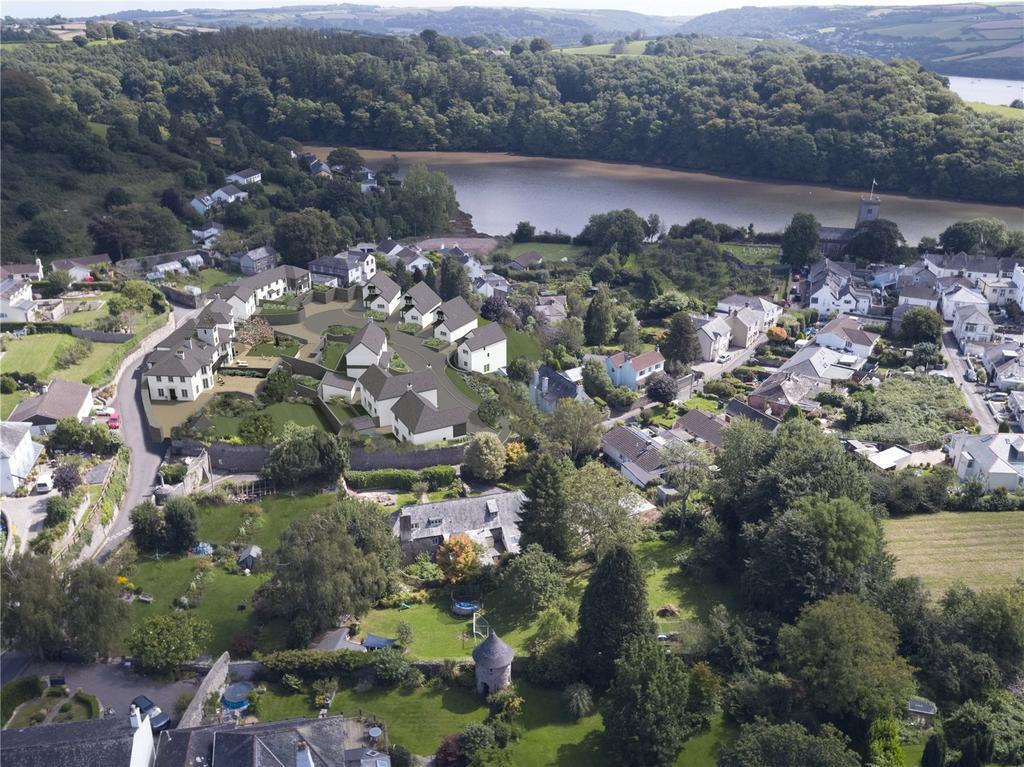 3 Bedrooms Terraced House for sale in Stoke Hill, Stoke Gabriel, Totnes, South Devon, TQ9