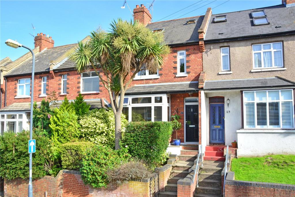 3 Bedrooms Terraced House for sale in Red Lion Lane, Shooters Hill, London, SE18