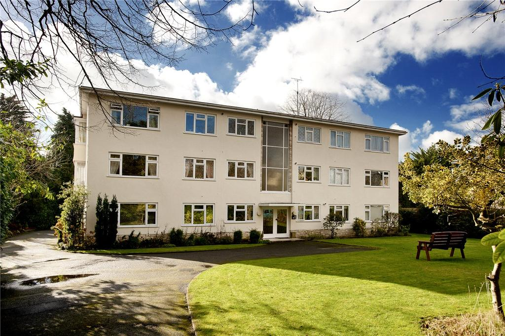 2 Bedrooms Flat for sale in Portarlington Road, Westbourne, Bournemouth, Dorset, BH4